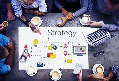solution strategy communication digitale