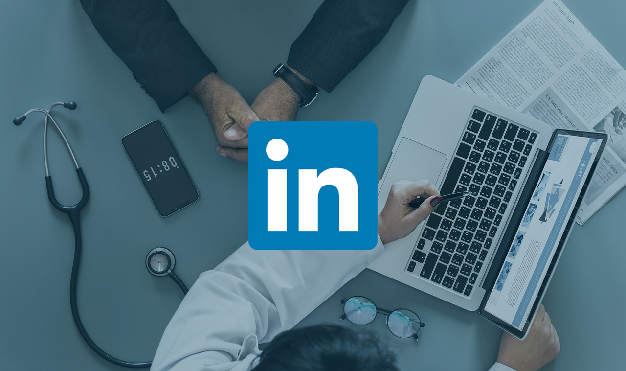 linkedin en marketing santé
