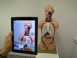 utiliser la réalité augmentée