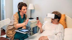 hypnose médicale et realite-virtuelle