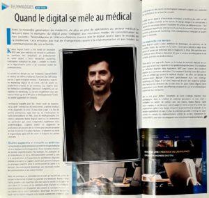 digital pour industriels de santé