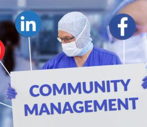 Community Management En Santé