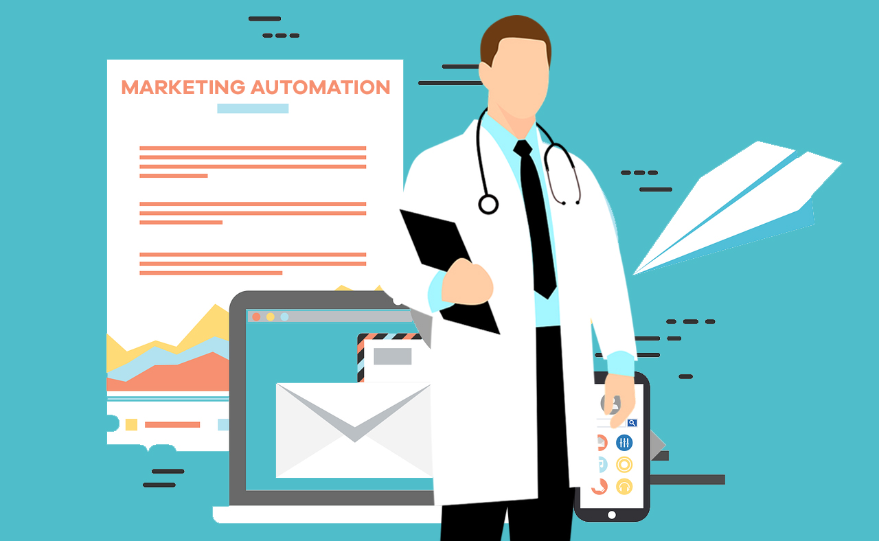 marketing automation en santé