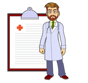 doctor étude clinique