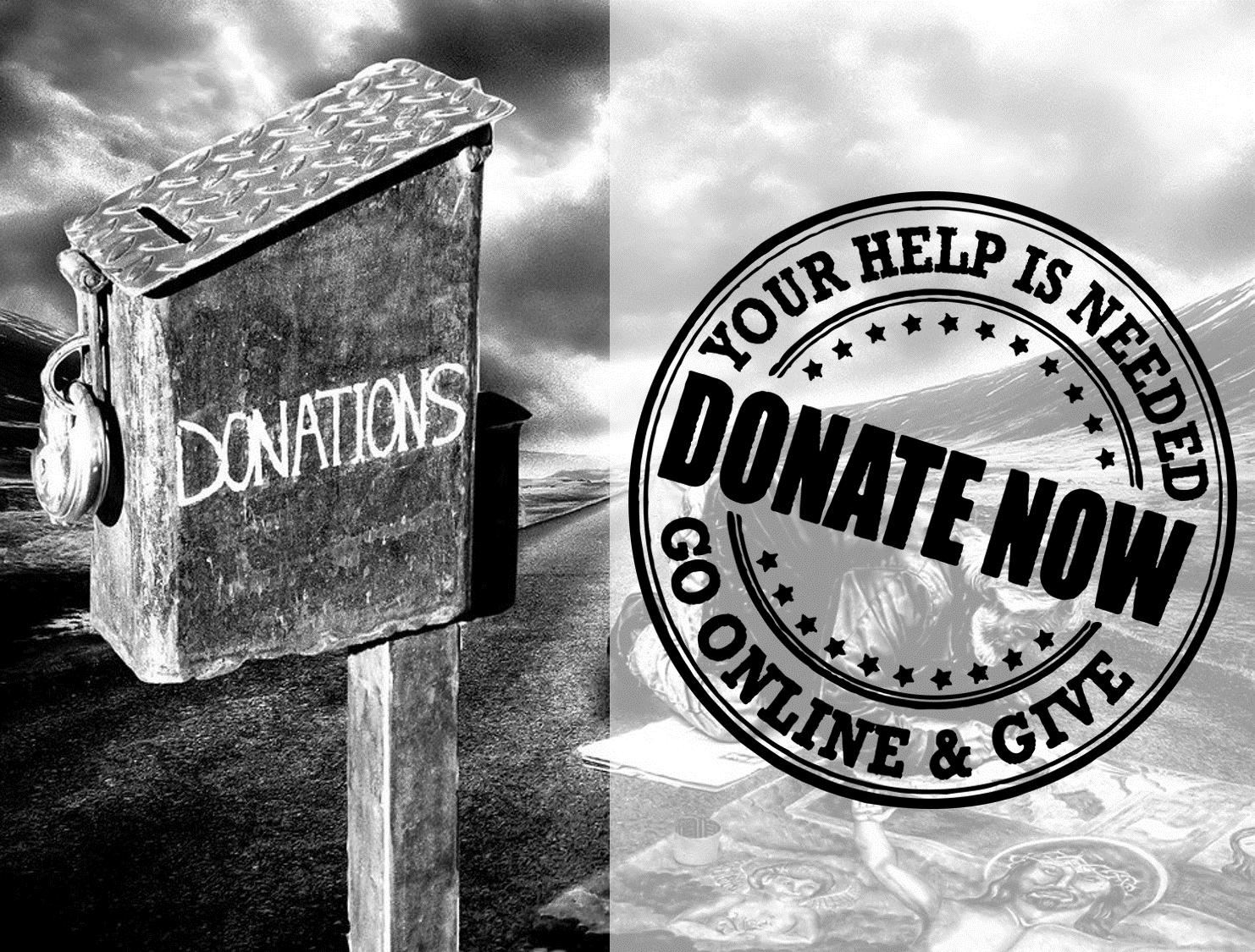 collecte de dons
