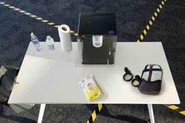 Hygiène et réalité virtuelle : retour aux bases pour un bon usage