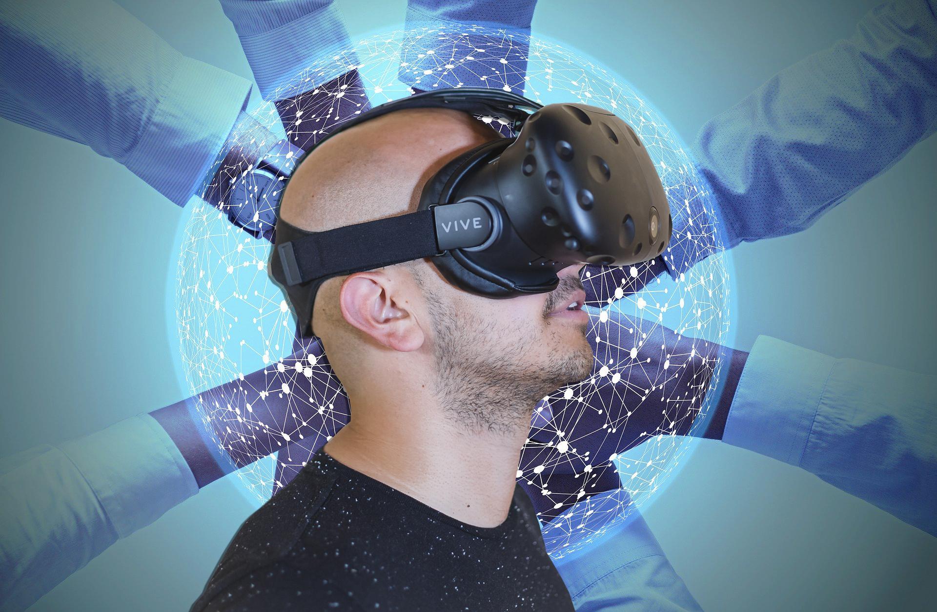 réalité virtuelle et lien social
