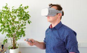 confinement et réalité virtuelle