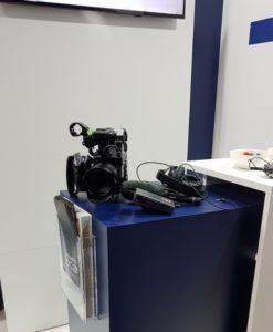 Camera - ITW evenement